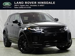 land rover 2018 black. new 2018 land rover range evoque hse dynamic black -