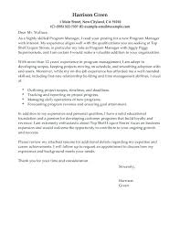 program manager cover letter samples 9 10 program manager cover letters elainegalindo com
