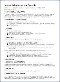 Quality Analyst Cv Qa Analyst Resume Quality Analyst Resume Quality Assurance Analyst