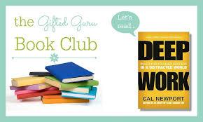 book review deep work cal newport gifted guru
