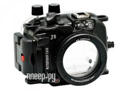 <b>Аквабокс Meikon Nikon 1</b> J5 Kit 10mm со сменными портами