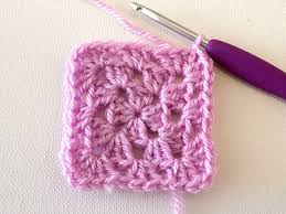 Easy Crochet Granny Squares Free Patterns Classy Crochet Fundamentals How To Make A Basic Granny Square