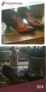 Vintage Booties By Hispanitas Tri Colored Size 9 Gently Used