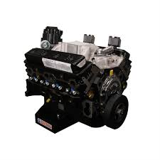 Chevrolet Performance 19210007 SBC 350/330 HP Long Block Crate Engine