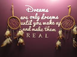 The Story Of Dream Catchers quote dreams Wall photographs dream catchers its kind of a funny 93