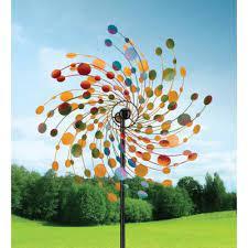 metal wind spinners wind catchers