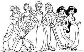 And our disney princess coloring pages will help with this. 16 Free Printable Disney Princesses Coloring Pages Princess Coloring Pages Disney Princess Coloring Pages Princess Coloring Sheets