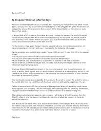 Letters To Dispute Credit Dispute Letter Template To Credit Bureaus Report Sample Templates