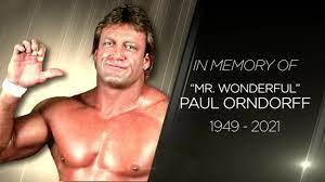 Ex-WWE-Star Paul Orndorff tot
