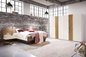 Schlafzimmer Feel Von Thielemeyer Wildeiche Lack Weiß Möbel Letz