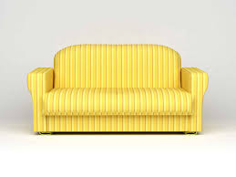 yellow furniture. Chair Design Ideas, Cheap Sofa Chairs Yellow Stripe Pattern Fabric Contemperary Style Furniture E