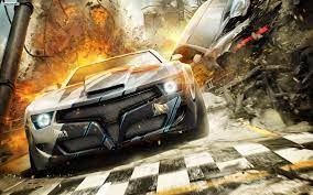 Car Game Wallpaper 3D - All About ...