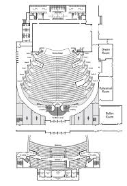 Seating Chart For Disney Hall Seating Charts