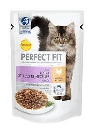 Купить <b>perfect fit паучи</b> для котят для кошек в интернет-магазине ...