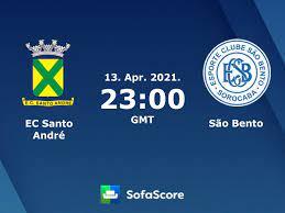 EC Santo André São Bento live score, video stream and H2H results -  SofaScore