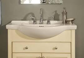 Skinny Bathroom Vanity • Bathroom Vanities