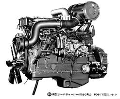first diesel engine. Unique First Did You Know That The PD6T In 1971 Was Japanu0027s First Turbocharged Diesel  Engine With Direct Injection Intended First Diesel Engine
