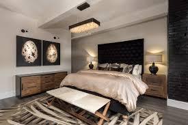 rustic glam loft rustic bedroom