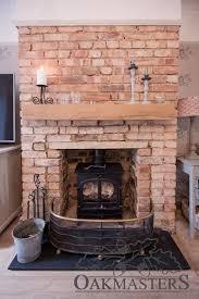 Brick Fireplace Designs Uk Stylish Ideas For Cosy Oak Fireplaces Oakmasters