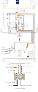 vw wiring diagrams bus