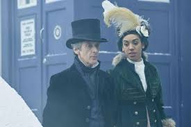 Image result for doctor who thin ice photos
