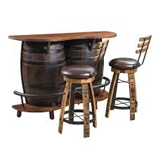 whiskey barrel bar table diy whiskey barrel bar table