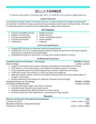 resume examples for special education best online resume builder resume examples for special education special education sample resume assistant director resume examples education resume samples