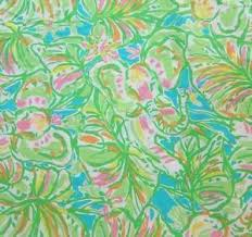 lilly pulitzer fabric for sale.  Pulitzer Lilly Pulitzer Yard Fabric In For Sale J