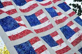 Quilt Therapy & Friday Funday: Patriotic Quilt Project Tutorials Adamdwight.com