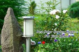 best solar garden lights. Best Solar Garden Lights