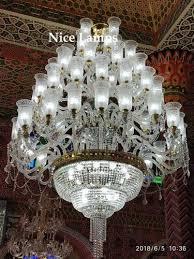 maharaja arms chandelier