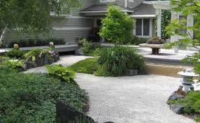 Small Picture The Meaning Of Rain Garden Design 319 best dry creek bed images