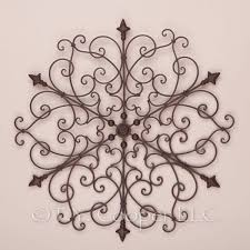 Wrought iron wall decor is easy to install and. Wrought Iron Metal Round Wall Decor Grille 91558 Wrought Iron Wall Art Wrought Iron Wall Decor Iron Wall Decor