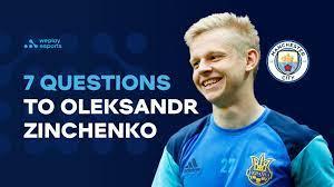 Oleksandr Zinchenko: