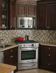 Small Kitchen Remodeling Corner Stove Kitchen The Corner Stove Kitchen Is A Perfect