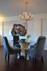 julie chang s chic dining room designed by hillary thomas