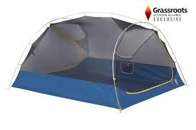 Sierra Designs Convert 3 Tent Clearwing 3