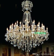 luxury chandeliers crystal extra large l chandelier lighting entryway high ceiling chandelier for hotel chandelier l