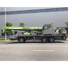 China Truck Crane 55 Ton Mobile Crane For Zoomlion Qy55vf