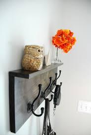 Behind The Door Coat Rack 100 Creative DIY Coat Racks The Budget Decorator 53