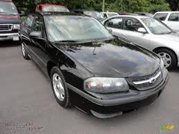 2001 Chevrolet Impala LS in Black - 166169 | All American ...