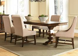 liberty furniture armand 7 piece trestle table set item number 242 dr
