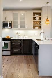 Gray Two Tone Kitchen Cabinetsa Concept Still Plus Trend2 in Two Tone  Kitchen Cabinets