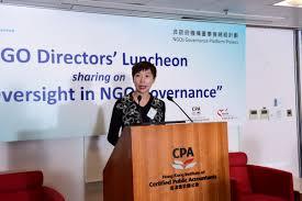 HKCSS's first NGO Directors' Luncheon | NGO Governance