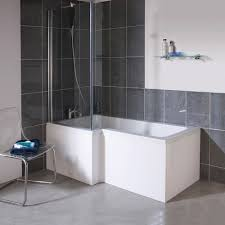 bathroom shower and tub. Picturesque Bowl Sink Clear Glass Shower Tub Combo Bathroom In And