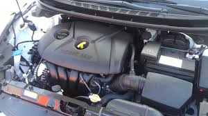 new hyundai elantra sedan engine bay review new hyundai elantra sedan engine bay review