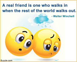 Cute Friendship Quotes And Messages Adorable Sad Friendship Image