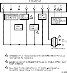 honeywell chronotherm iii wiring diagram wiring diagrams honeywell thermostat wiring diagram image about