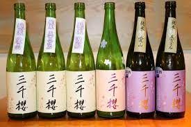 三 千 櫻 酒造