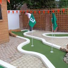 mini golf course design hole in the office yeprhcnbccom how to build a backyard howstuffworksrhentertainmenthowstuffworkscom how